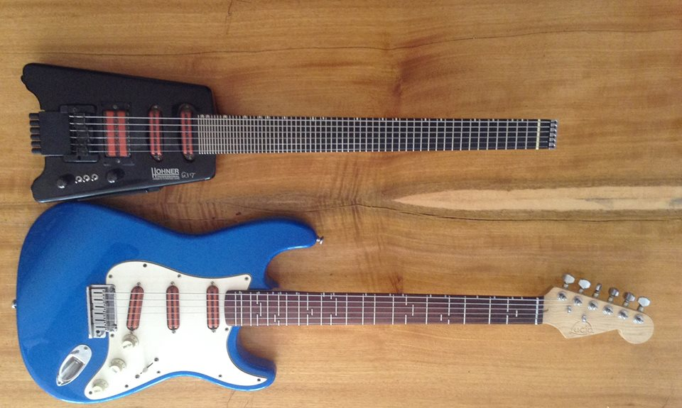 meantone vs 31et guitars